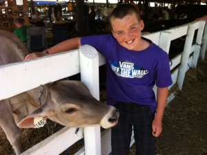 Making time for the Dutchess County Fair